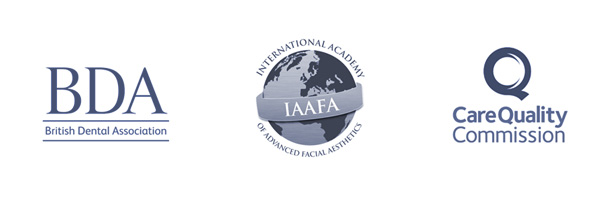 British Dental Association, International Academy of Advanced Facial Aesthetics, Care Quality Commission